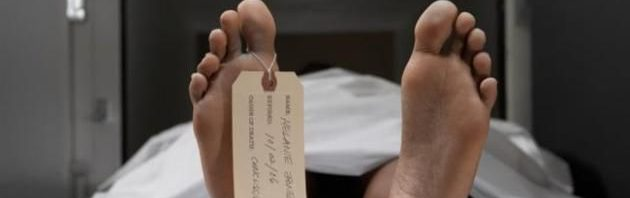 مراحل الجثث الموت