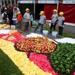 صور أغرب مهرجانات الطعام في العالم