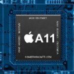 مميزات معالج ابل Apple A11 Bionic لآيفون اكس