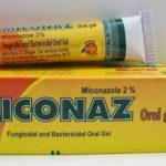 ميكوناز أورال جيل miconaz oral gel لعلاج فطريات الفم