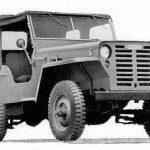مقارنة بين اول و اخر موديل من نيسان باترول 1951