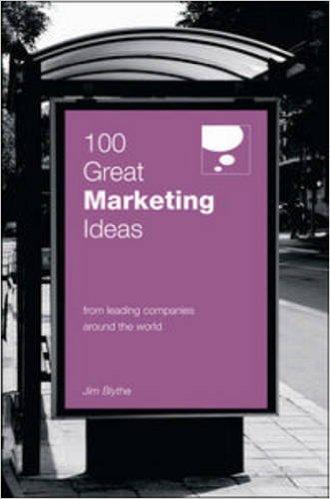 كتاب 100 فكرة تسويقية رائعة مترجم