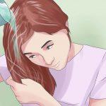 الطرق الآمنة لإزالة الحناء من الشعر
