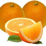 عدد السعرات الحرارية الموجودة في البرتقال