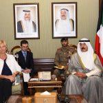 اتفاقيات التعاون المشترك بين الكويت وإيطاليا