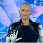 الروبوت صوفيا أول روبوت بجنسية سعودية