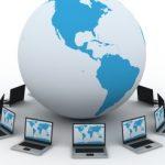مكونات الشبكة المعلوماتية المرتبطة بالحاسوب