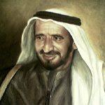 الشيخ راشد بن سعيد ال مكتوم