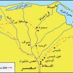 تفاصيل الفتح الإسلامي لمصر في عام 21 هـ