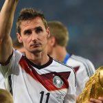ميروسلاف كلوزه أشهر لاعبي منتخب ألمانيا