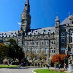 جامعة جورج واشنطن الأمريكية و أهم تخصصاتها