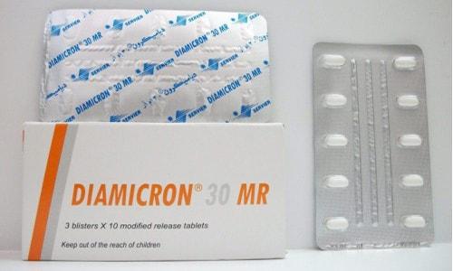 معلومات عن دياميكرون 60 إم آر Diamicron 60 Mr خافض لمستويات السكر في الدم الصيدلية 2050