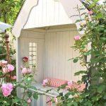 ديكورات حدائق على الطراز الفرنسي
