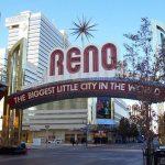 السياحة في مدينة رينو بولاية نيفادا الأمريكية