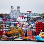 مدينة سانت جونز السياحية بكندا