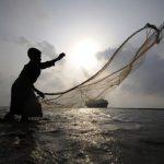 طريقة تصنيع شبكة صيد السمك