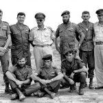 """مجازر قام بها """" موشيه دايان """" رئيس أركان جيش الدفاع الإسرائيلي"""