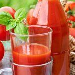 فوائد تناول عصير الطماطم للحامل