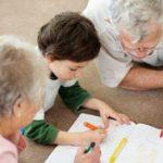 مشكلة تدخل الأجداد في تربية الأحفاد