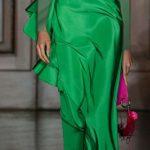 فستان باللون الأخضر - 545761