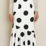 فستان منقط - 545767