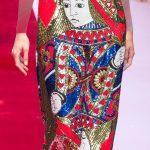 ألوان ونقوش روعة في مجموعة أزياء دولتشي أند غابانا الجديدة