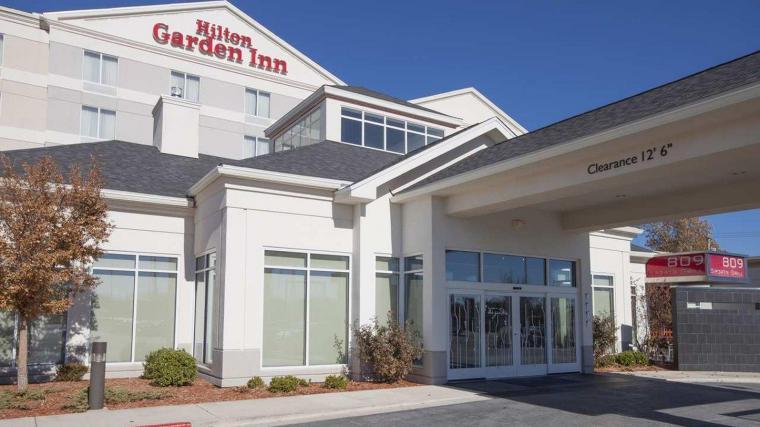 Hilton Garden Inn Oklahoma City Midtown