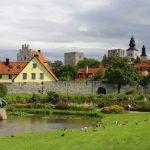 أفضل الفنادق في مدينة فيسبي السويدية