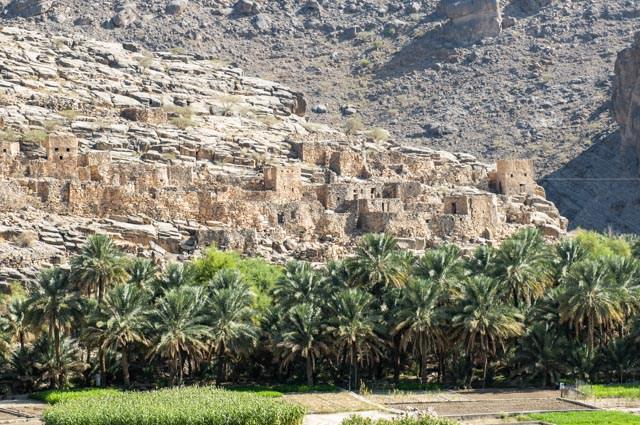 قرى الجبل الأخضر