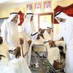 خدمات رعاية كبار السن في دبي