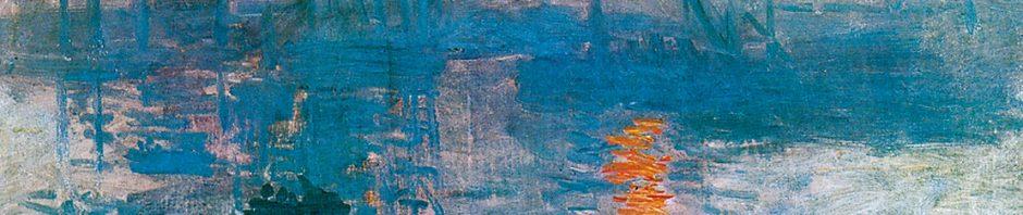 الــــرسام الفـــــــــــــرنسي كلـــــــود مـــونيـــــــه لوحة-انطباع-شروق-الشمس-940x198.jpg