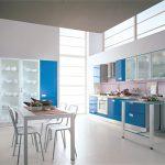 مبطبخ ألوميتال أزرق - 545830