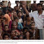 مساعدات الكويت للاجئي الروهينغيا النازحين إلى بنغلاديش