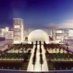 ترشيح مشروع المباني الإدارية بالشدادية للفوز بجائزة عالمية