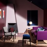 غرف جلوس على الطراز الإيطالي بألوان ساحرة