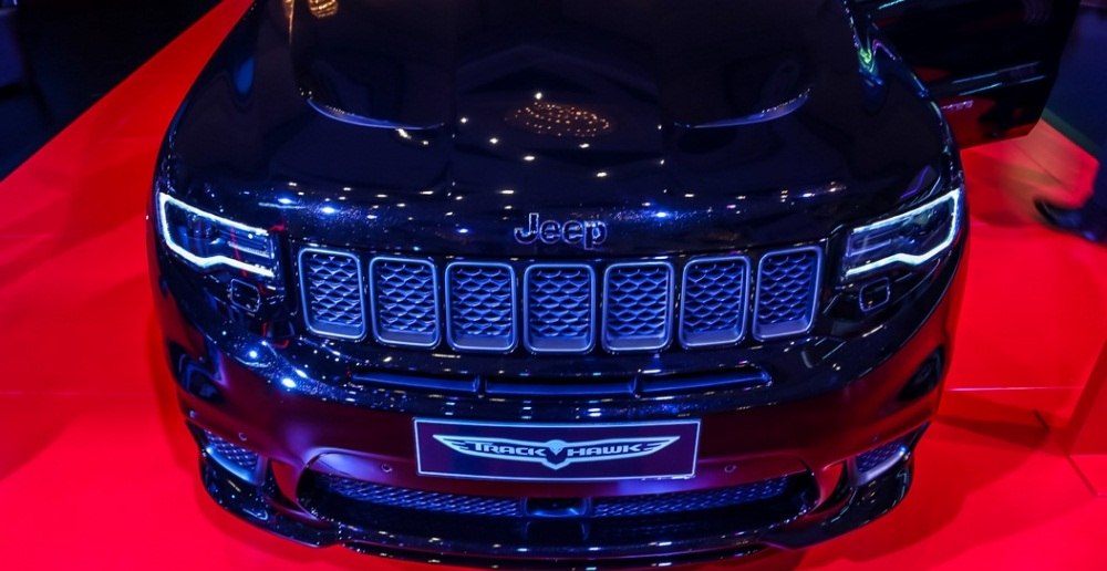 مواصفات محرك جراند شيروكي 2018