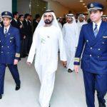تدشين أكاديمية الإمارات لتدريب الطيارين