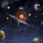 معلومات عن عناصر المجموعة الشمسية