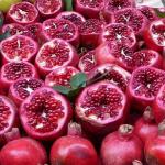اكثر الدول انتاجا لفاكهة الرمان