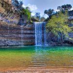 بحيرة هاملتون الساحرة بولاية تكساس الأمريكية