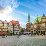 السياحية في مدينة بريمن الألمانية