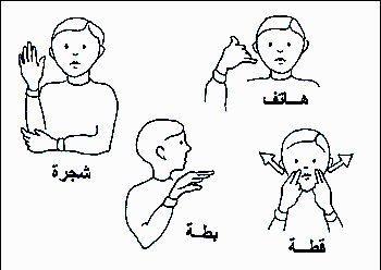 دول إسلامية لغة الصم والبكم دول لغة إلاشارة مختلفة Facebook