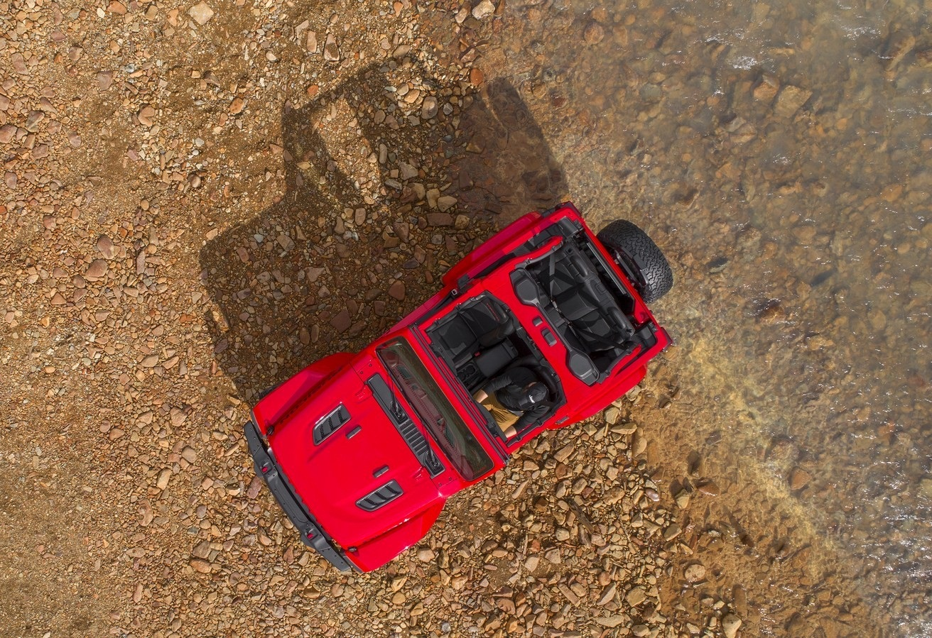 ميعاد السيارة رانجلر 2018 الاسواق