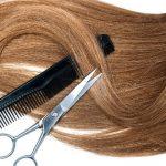 علاج أطراف الشعر المقصف بدون قص