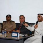 جرائم وسائل التواصل الاجتماعي محل اهتمام جامعة الكويت