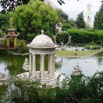 حدائق في مدينة جنوة الايطالية - 554762