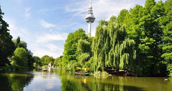 السياحة مدينة مانهايم الالمانية