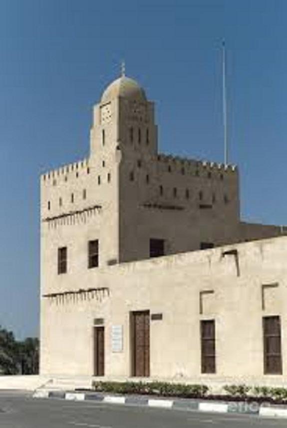معلومات تراث الامارات العربية القديم حصن-%