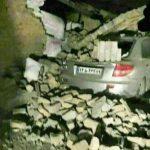 النتائج المترتبة على زلزال العراق