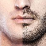 كيفية تكثيف شعر الذقن بالثوم